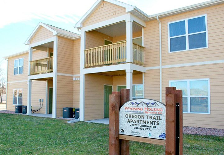 Oregon Trail Apartments